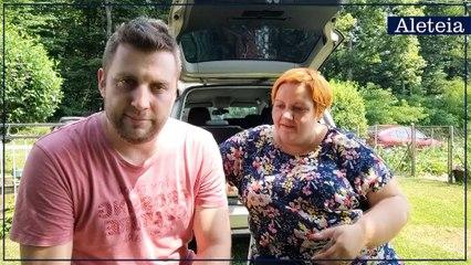 Simona in Matjaž Kosi, vlog #1