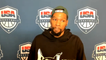 Kevin Durant on LOSS and Team USA STRUGGLES   Team USA Post-Practice Interview 7-27