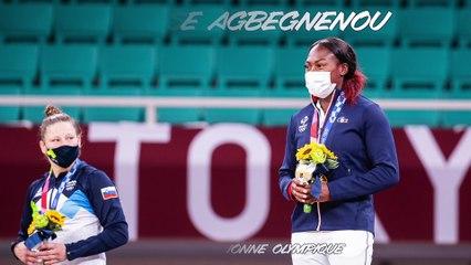 Jeux olympiques Tokyo 2021 – Clarisse Agbegnenou : « Je n'aurais pas pu rêver mieux comme victoire »
