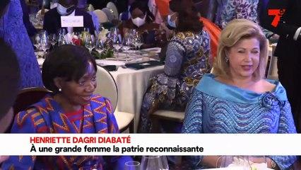 Hommage : les femmes de Côte d'Ivoire célèbrent Henriette Dagri Diabaté