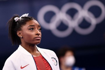 Simone Biles Withdrew From Olympic Gymnastics Team Finals for a Medical Issue
