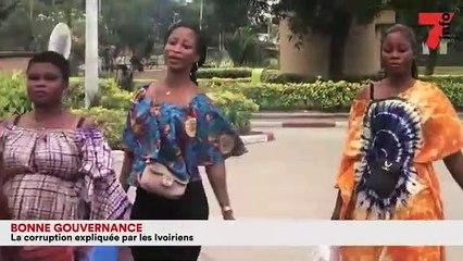 Bonne gouvernance :- La corruption expliquée par les Ivoiriens