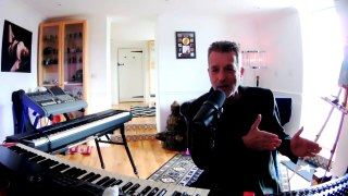 James Zada (Singer Songwriter aka Llewellyn  )  The Ultimate Interview The Andrew Eborn Show
