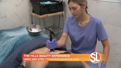 The Hills Beauty Experience: How to tighten skin and get rid of fat in the same treatment