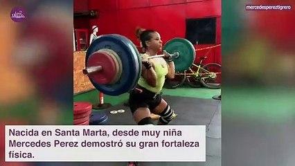 Nadie puede reprocharle a Mercedes Perez no haber ganado una medalla olímpica en Tokio.