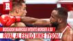 Youness Baalla intentó morder a su rival 'al estilo Mike Tyson'