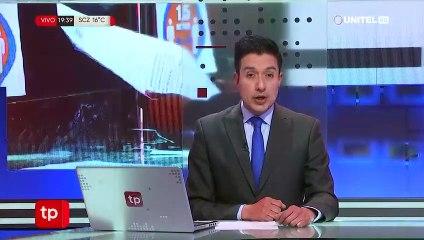 El ministro de Justicia Ivan Lima reacciona al informe de la Fiscalía sobr el caso fraude