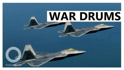 劍指中國 美國罕見派遣多架F-22參與西太平洋軍演