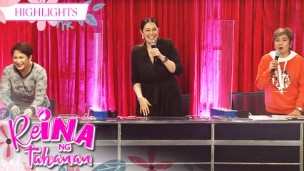 Ruffa reveals the food that rejuvenates her | It's Showtime Reina Ng Tahanan