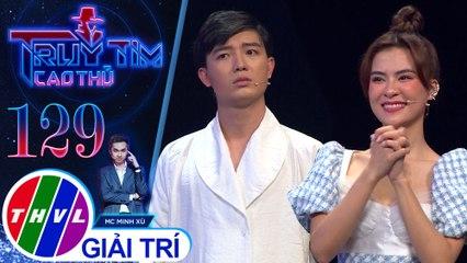 Ca sĩ Xuân Nghi và diễn viên Kang Phạm cùng thống nhất chọn câu hỏi tư duy khó tại Vòng lộ diện