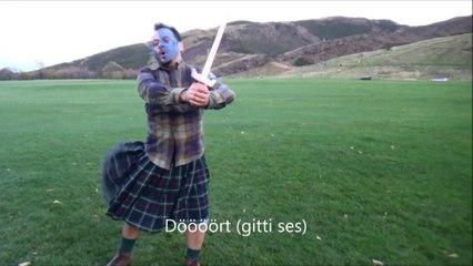 İskoçya'da eziyet!