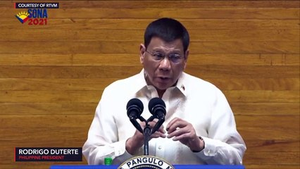 Duterte claims he kicked out 'pastillas' BI execs from government