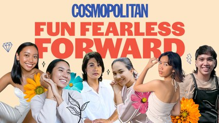 Cosmo's Fun Fearless Forward People Of 2021: What's The Best Part About The Community You've Built?