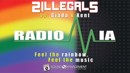 Feel the Rainbow, Feel the Music - 2IllegalS vs Giada &Xent