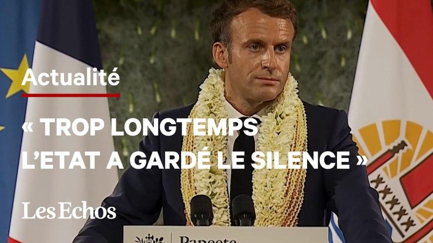 Essais nucléaires : la France reconnaît «une dette» envers la Polynésie française