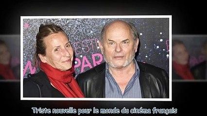 Mort de Jean-François Stévenin - qui est sa deuxième femme, Claire -