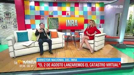 """Director del INRA no irá a la Comisión Agraria porque es una entidad """"política cien por cien"""""""