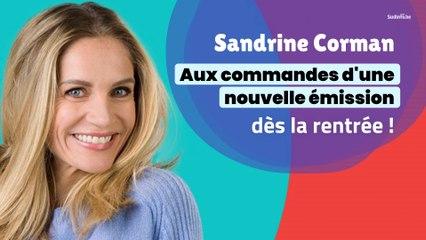 Sandrine Corman animera une nouvelle émission de cuisine sur RTL-TVI à la rentrée