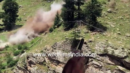 Most deadly rockfall landslide hits Himachal Pradesh, destroys bridge like a hundred missiles fired