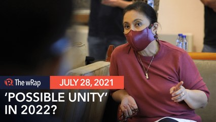 'Possible unity' in 2022? Robredo meets with Lacson-Sotto, Gordon