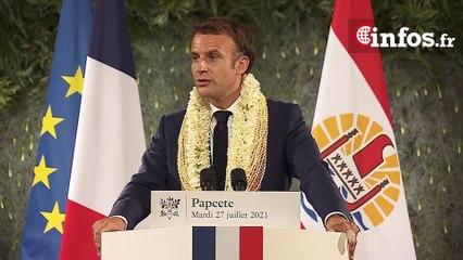 À la République, la Polynésie n'a jamais manqué