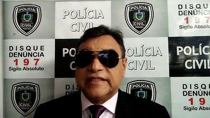 Delegado dá detalhes de prisão da suspeita de assassinato em Cajazeiras, presa em Campina Grande