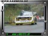 Audi S1 Eifel Historic Rally Party 2006
