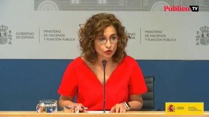 Montero anuncia más 112.000 millones de euros para el sistema de financiación de las comunidades en 2022