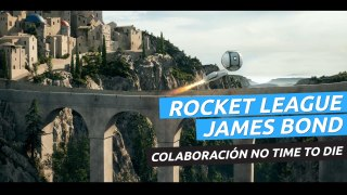 Rocket League - Aston Martin de James Bond (Sin tiempo para morir)