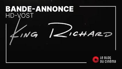 KING RICHARD : bande-annonce [HD-VOST]
