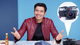 10 Things Henry Golding Can't Live Without
