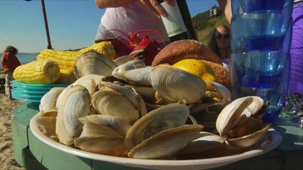 How to Create a New England Summer Feast Right in Your Own Backyard