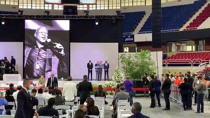 Gilberto Santa Rosa sobre El Caballo Mayor: «Fue para mí un gran amigo durante los años que yo comenzaba»