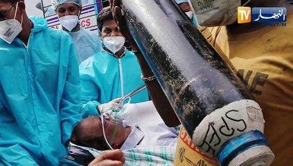 كورونا: إنتعاش السوق السوداء للأكسجين عبر العالم..قفزات في أسعار قارورات الحياة