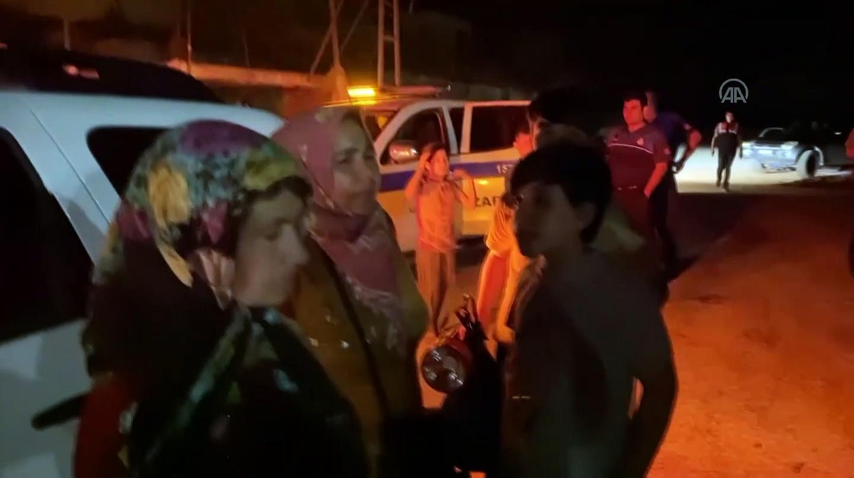 Adana'nın Kozan ilçesinde çıkan orman yangını nedeniyle 5 köy tahliye edildi