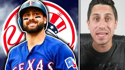 Joey Gallo TRADED to the New York Yankees for 6 PROSPECTS
