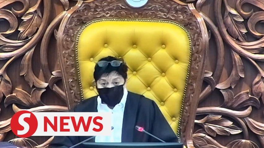 Parliament adjourns again until 3.30pm