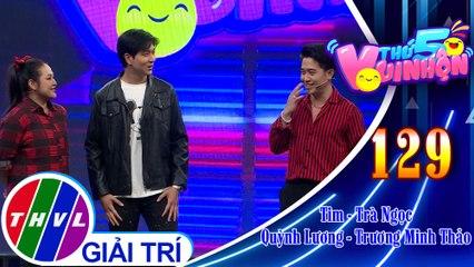 Phần giao lưu giữa đội ca sĩ Tim - diễn viên Trà Ngọc và đội diễn viên Quỳnh Lương - Trương Minh Thảo