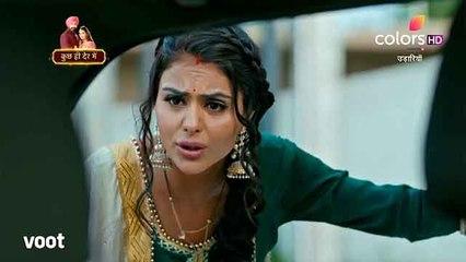 Udaariyaan Episode 117; Tejo sees Jasmine hiding in Car   FilmiBeat