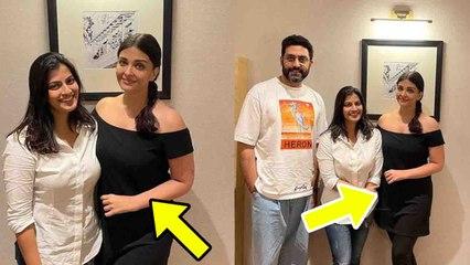 क्या Abhishek Bachchan की Wife Aishwarya Rai Bachchan Pregnant है अपने दूसरे बच्चे के साथ  FilmiBeat