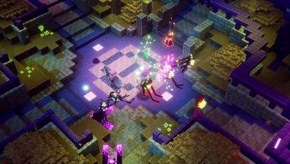 Minecraft Dungeons- Echoing Void - Official Launch Trailer