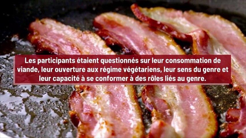 Selon une étude les hommes mangent de la viande pour affirmer leur masculinité