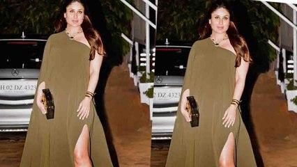 Jeh Ali Khan को जन्म देने से पहले ये था Kareena Kapoor Khan का Maternity Fashion   FilmiBeat