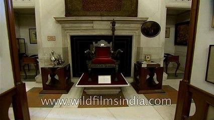 King's Throne - Delhi Durbar 1911-12