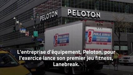 Lanebrea, premier jeu sportif pour les détenteurs de vélos connectés