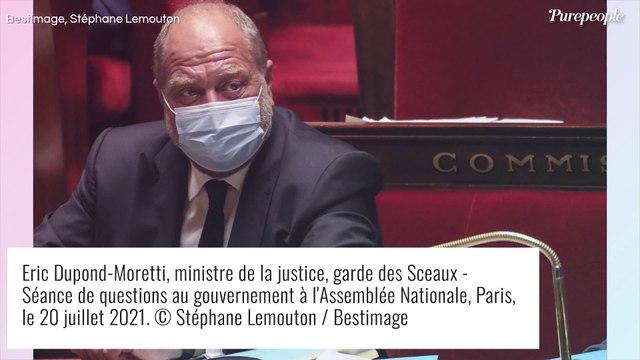 Isabelle Boulay : Enfin les retrouvailles avec son amoureux Eric Dupond-Moretti à Nice