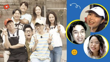 Pinoy Fans Show Their Love For 'Running Man'