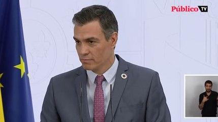 """Sánchez apela a la oposición para renovar el CGPJ: """"No será por la paciencia del Gobierno"""""""
