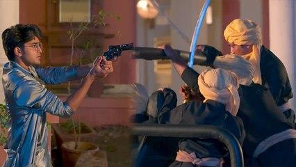Barrister Babu Episode 332; Anirudh points gun on Bondita   FilmiBeat