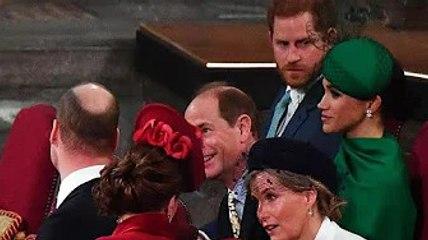 Meghan Markle et Harry @ttaqués en justice par Buckingham Première mise en garde